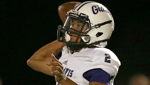 Reese Taylor and Ben Davis will scrimmage Westfield