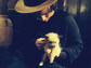 Sometimes a controversial figure, Harry Styles made a choice no one could question when he adopted little Bear.