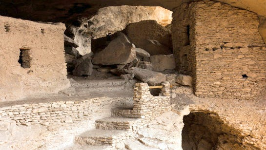 The Gila Cliff Dwellings will be open free to the public Friday in honor of the National Park Service's 101st birthday.