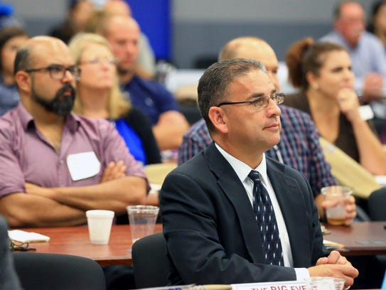 People listen to Gulf Coast Growth Ventures Operations
