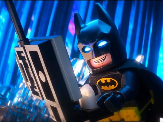 4/14: 'The Lego Batman Movie'   The free, Moonlit Drive-In