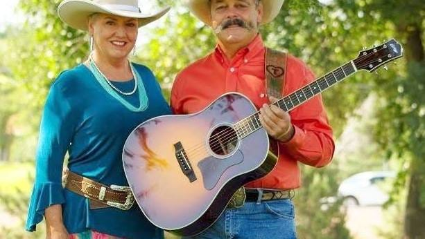 Jean and Gary Prescott will perform at 6 p.m. on Thursday at Luna Rossa Winery, 3710 W. Pine St. off the Old Frontage Road.