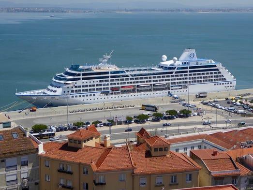 Photo Tour Inside Oceania Cruises Insignia Cetusnews - Insignia cruise ship