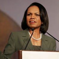 Former Secretary of State Condoleezza Rice endorses Blackburn's bid for the US Senate