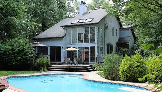 This vacation home in the Poconos earned its owners more than $65,000 in rental income last year, according to vacation rental site FlipKey.