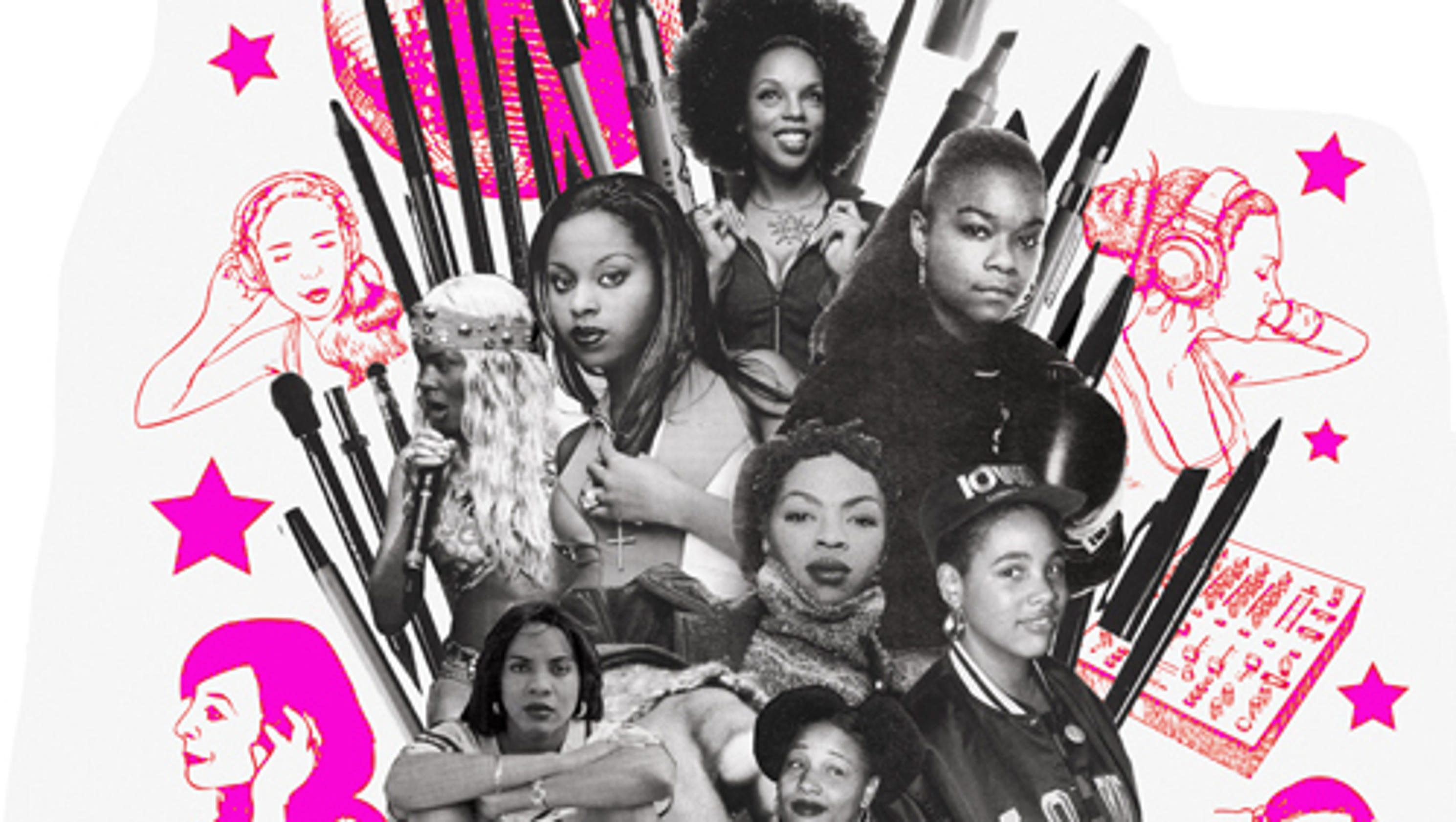 Detroit's Mahogany Jones ready to talk women in hip-hop