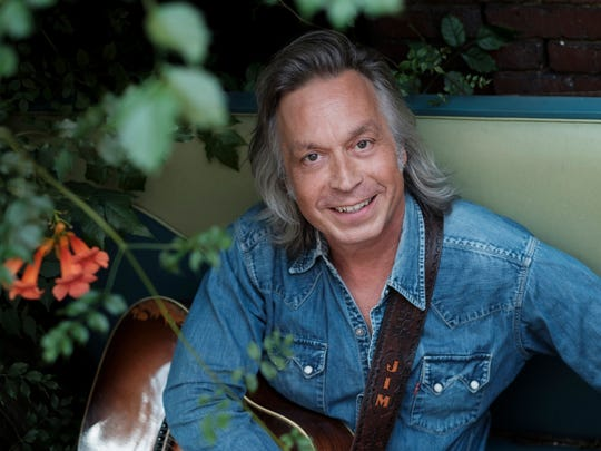 Singer-songwriter Jim Lauderdale performs Saturday at the Railgarten.