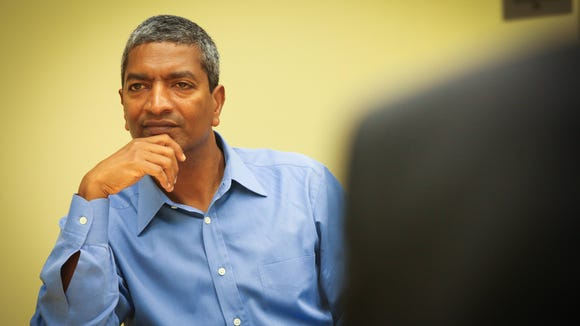 Bloom Energy CEO and founder KR Sridhar.