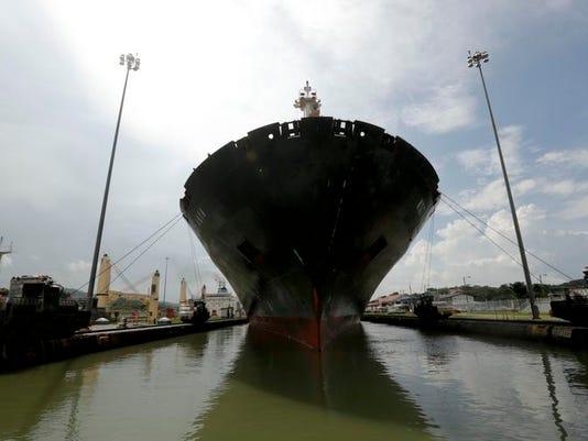 Panama Canal Centennial (2)
