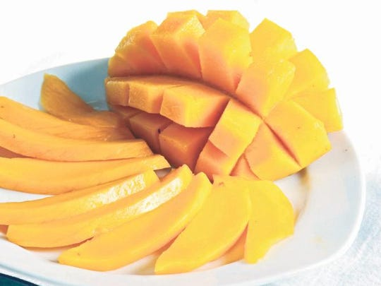 It'??s the season for mangoes.