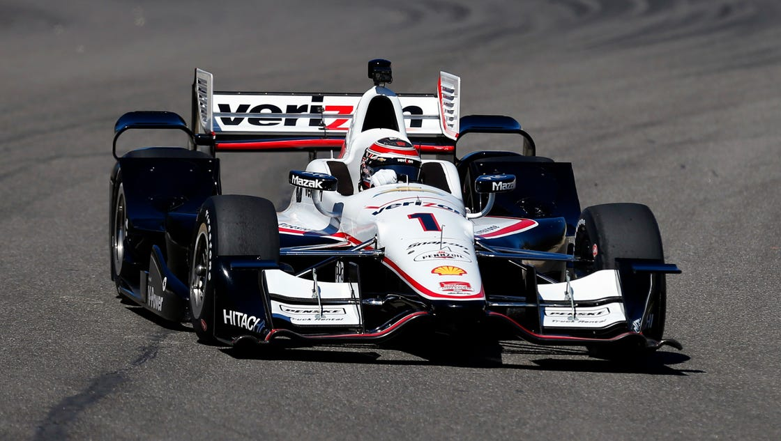 Barber Motorsports Park >> Speeds surge but tires a concern at IndyCar test