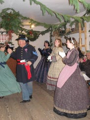 Christmas on the Homefront in Morristown