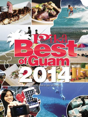 Nominate your favorite local hot spots for Pika Best of Guam 2015. Nominations end Aug. 12 and voting will start Sept. 1