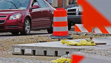 Here's the latest on the construction through downtown Richmond