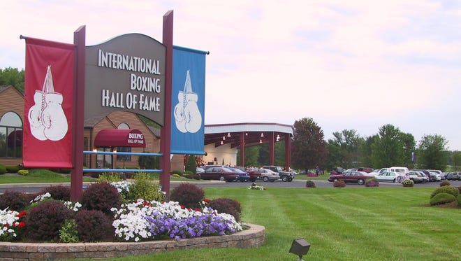 The International Boxing Hall of Fame in Canastota was established in 1990.