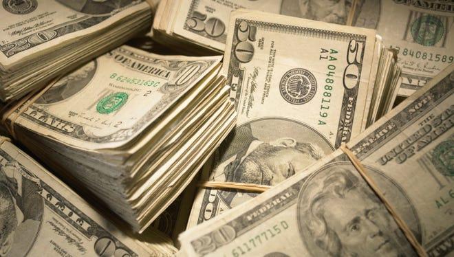 What size paychecks are Phoenix's senior-level staff taking home?