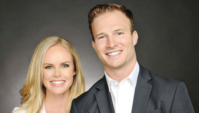 Former Titan Marc Mariani and his wife Carly are jumping into Nashville red-hot real estate market as new agents.