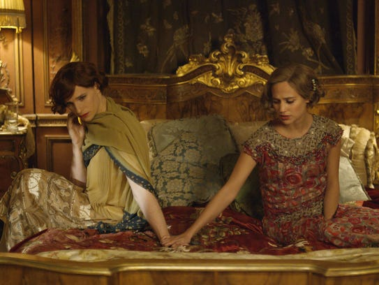 With Danish Girl, Alicia Vikander breaks out