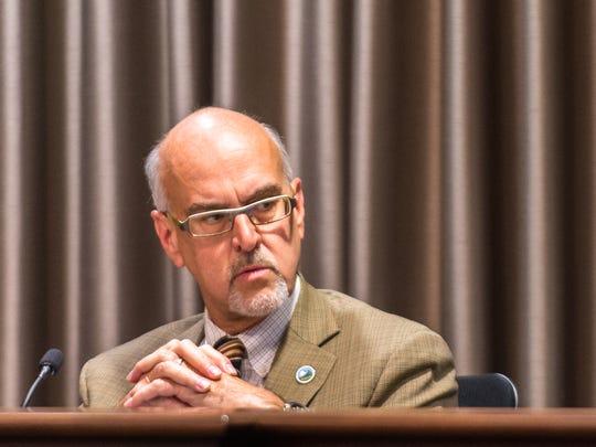 Commissioner Joe Belcher