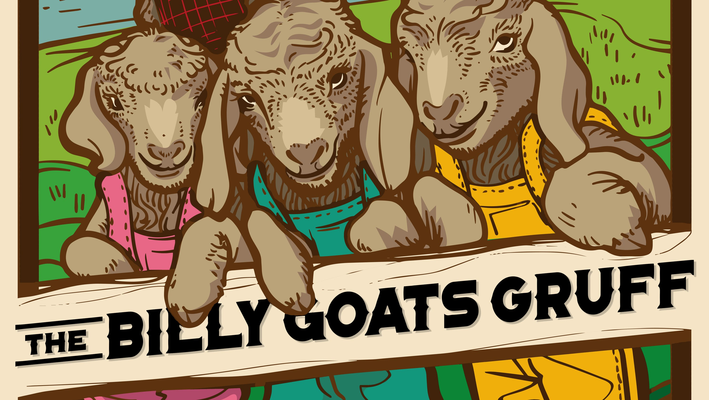 billy goats gruff teaches that opera and kindness can be contagious