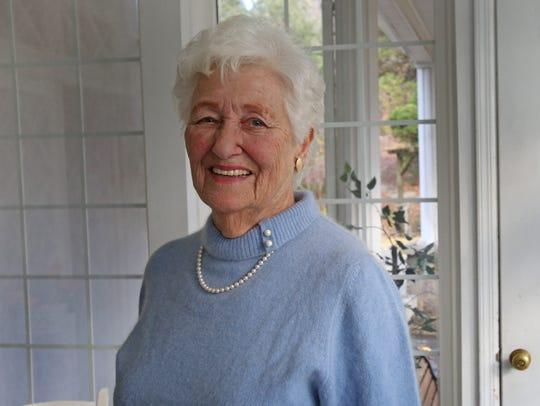 Marjorie Jamison Douglas, who has written a memoir