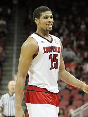 Wayne Blackshear finished the night with 31 points against Cal State Northridge