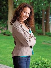 Andie MacDowell plays Olivia Lockhart, a municipal