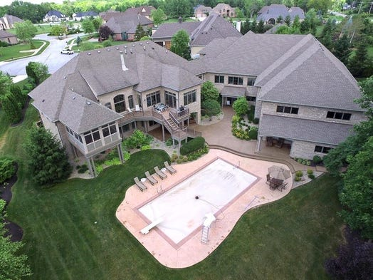 hot property priciest home for sale in johnson county