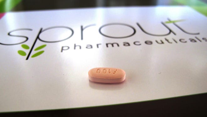 Government health experts backed the approval of the experimental drug flibanserin, also known as the female Viagra. The drug is intended to boost the female sex drive, but experts stress it should carry safety restrictions to manage side effects including fatigue, low blood pressure and fainting.