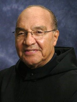 The Rev. Allen Tarlton is now 87 and living at St. John's Abbey in Collegeville, Minn. He's been sued numerous times by former students who accuse him of sexually abusing them.