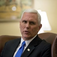 mike pence used private email for state business