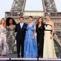 Movie stars shine at 'Mission Impossible: Fallout' premiere