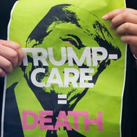 Trump determined to kill Obamacare in darkness