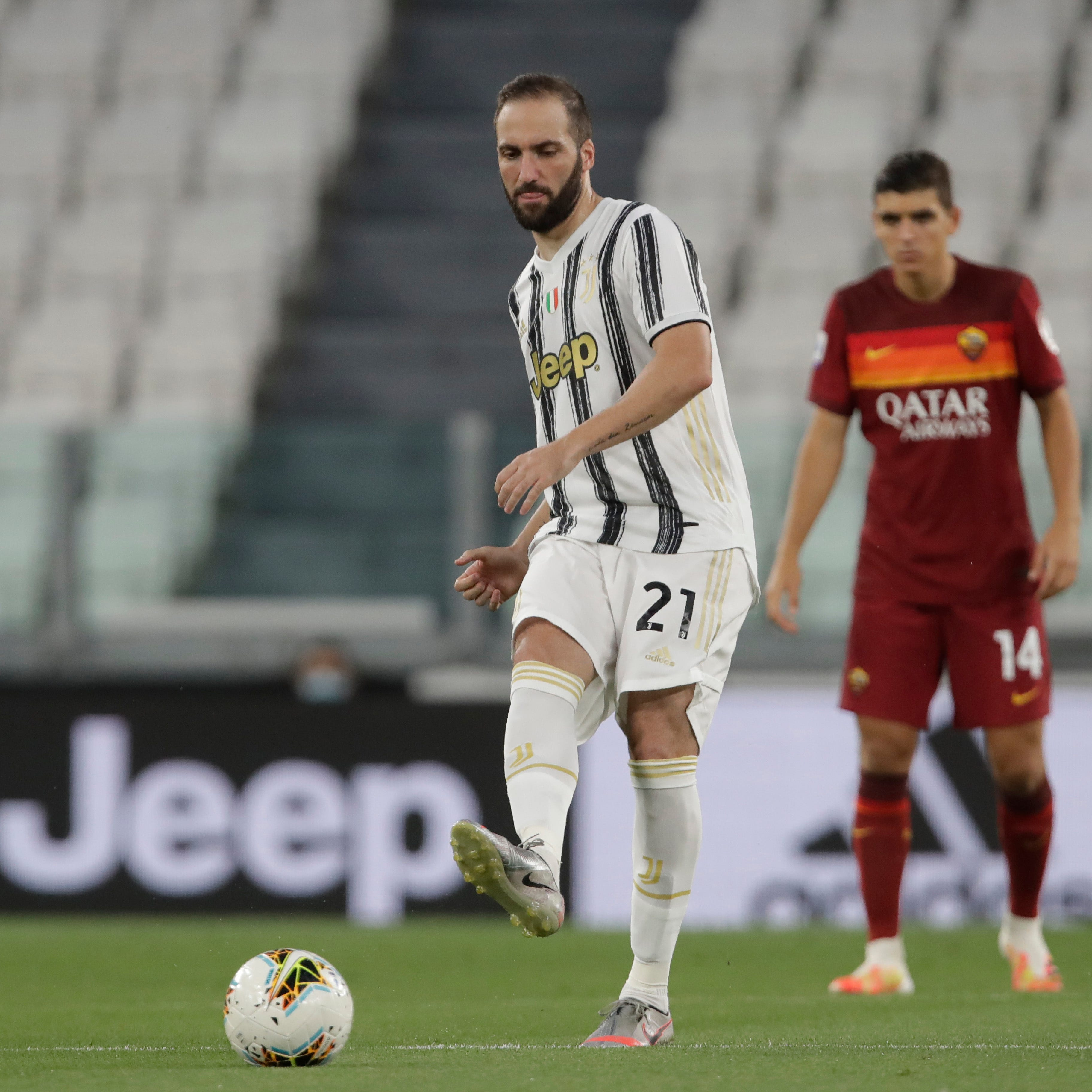 Gonzalo Higuain Signs With Inter Miami After Leaving Juventus