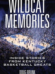 """Cover shot of """"Wildcat Memories,'' authored by North Chili native Doug Brunk."""