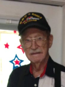 Ingleside resident and Navy veteran Andrew Adams will be honored at the Texas Rangers game on Sunday in Arlington.