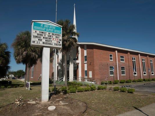 St. John Divine Missionary Baptist Church