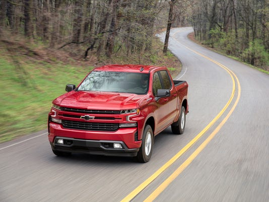 2019 Chevy Silverado to be bigger, lighter, cheaper
