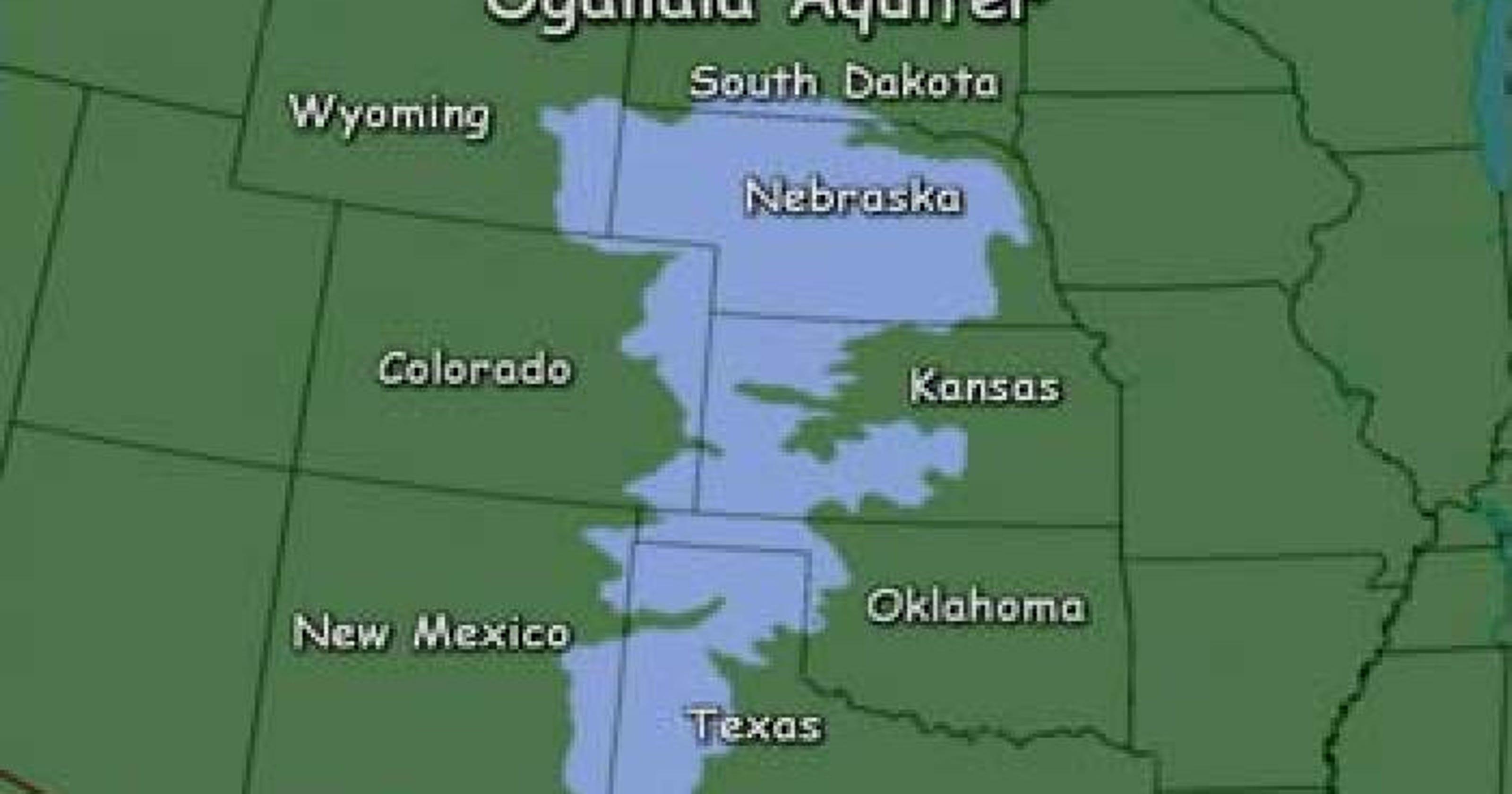 Expert: Recent rains have little effect on Ogallala Aquifer