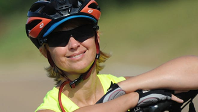 Cycling blog for Michelle Williams