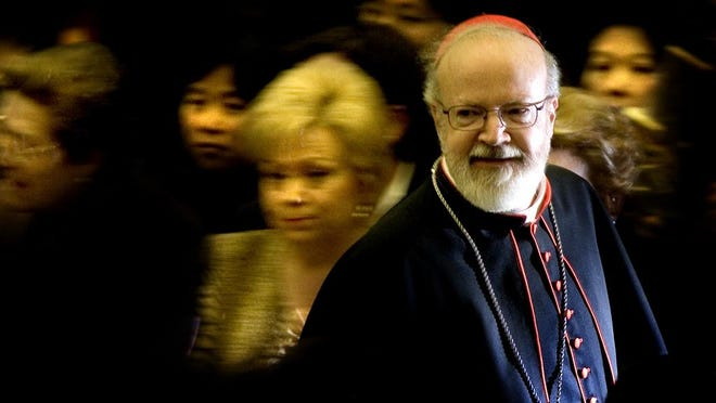 Cardinal Patrick O'Malley is a top adviser  to Pope Francis.