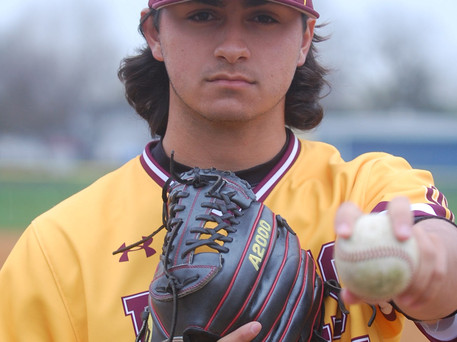 Dante Scafidi, a senior at Gloucester Catholic, has overcome two surgeries that washed away his last two seasons of high school baseball.