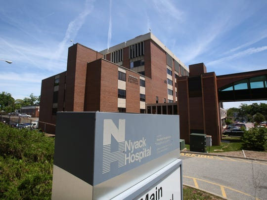 Nyack Hospital is shown in a file photo.