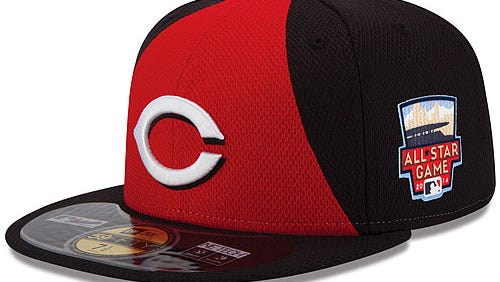 Reds' All-Star game cap