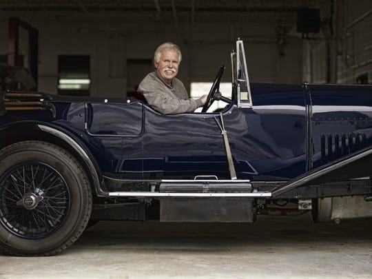 """Wayne Carini is an American car restorer best known for the """"Chasing Classic Cars"""" TV show."""