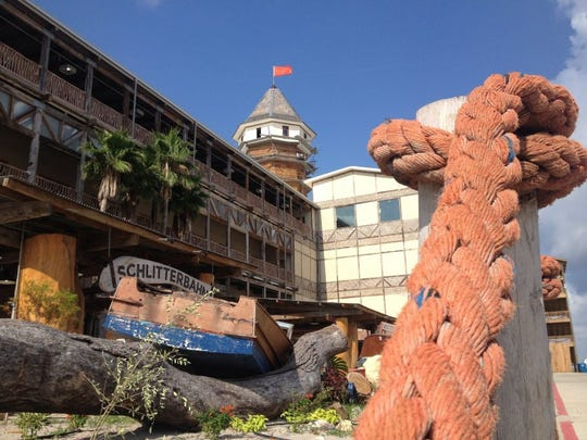 Schlitterbahn Corpus Christi is for sale after Upper Padre Partners declared bankruptcy in May 2017.