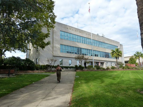 File photo - Shasta County Superior Court