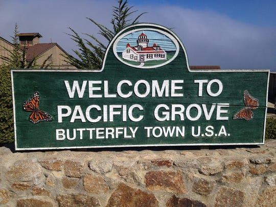 Pacific Grove, California, is home to the Butterfly Parade.