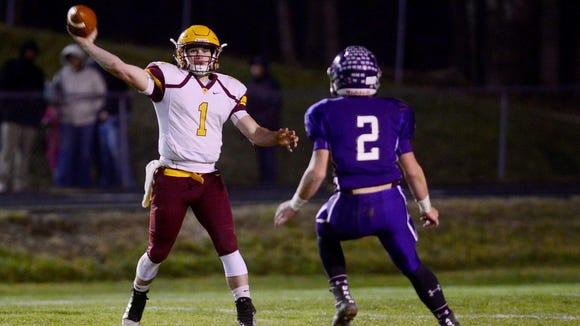 Gardner-Webb is the first Division I football scholarship offer for Cherokee junior Tye Mintz.
