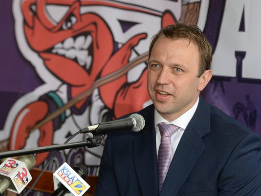 Mudbugs announce new coach